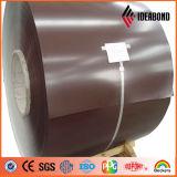 Alluminio rivestito del materiale da costruzione della bobina di alluminio del PE & di PVDF (AE-37B)