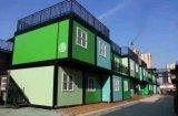 Schöner neuer Entwurfs-vorfabrizierter Haus-Behälter