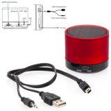 Haut-parleur portatif de Bluetooth en métal pour des téléphones mobiles