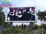P6 SMD de alta definición 3 en 1 RGB LED de vallas publicitarias Publicidad exterior