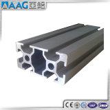 De bi-ingelaste Uitdrijving van de Groef van het Aluminium T van de Lopende band Geanodiseerde