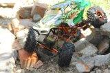 바위 크롤러 장난감 제 1/10 가늠자 RC 전기 바위 크롤러