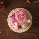 Creatieve Bloemen voor de Gift van de Verjaardag van de Dag van de Valentijnskaart van de Vakantie