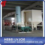 La cadena de producción del cartón yeso del aislante termal