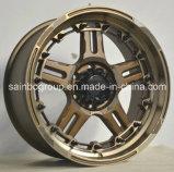 Vário mercado de acessórios do estilo F45049 bordas da roda da liga do carro de 20 polegadas
