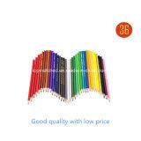 Карандаш 36 цветов для руководства высокой ранга 3.0mm материала чертежа втихомолку сада деревянного