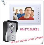 """最も新しいLoweの価格7 """"カラー大きいタッチ画面のビデオドアの電話ドアベル"""
