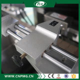 Máquina de embalaje de la manga del encogimiento de la etiqueta del PVC para las botellas de consumición