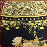 Tela impresa satén de seda puro suave del estilo 16m m Charmeuse