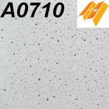 Techo mineral acústico de la fibra de las lanas minerales del 99% (D1114-1)