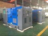 Générateur électrique diesel insonorisé de Denyo pour la saison d'ouragan en dehors du mail