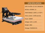 máquina de la prensa del calor de la camiseta de la máquina del traspaso térmico del formato grande 15X15