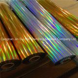 De hete het Stempelen Folie van de Laser van de Verkoop van de Folie Hete