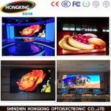 Afficheur LED P2 polychrome visuel d'intérieur de la faible puissance HD
