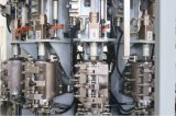 14 Kammer-Drehdurchbrennenmaschine für Wasser-Flasche