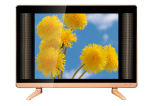 15/17/19 Zoll Bestselling doppelte Glasfarbe LED/LCD Fernsehapparat-