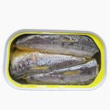 De ingeblikte Vissen van de Sardine, Makreel, Tonijn met de Prijs van de Fabriek