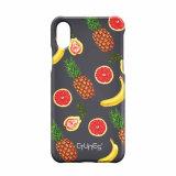 Geval van de Telefoon van het Patroon van het Voedsel van de Plak van de Pizza van Ctunes het Leuke Mooie Slanke Harde Plastic Achter Mobiele voor iPhone 8