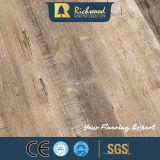 Suelo de madera laminado laminado de madera del arce del entarimado E0 HD del tablón del vinilo