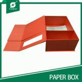 Fantastischer kundenspezifischer Größen-Papppapier-Geschenk-Kasten