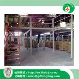 Rack de multicamadas de alta qualidade para o depósito de armazenagem com marcação CE