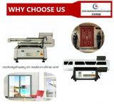 De UV Digitale Flatbed Printer van Inkjet voor het Hout van de Tegels van het Glas van de Druk