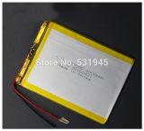 357095pl 3.7V 4000mAh (de ionenbatterij van het polymeerlithium) Li-IonenBatterij
