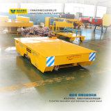 新しい工場構築のための重い物品取扱い電池のボギー