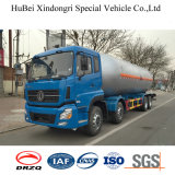 Camion del serbatoio di combustibile con il motore di Diesell