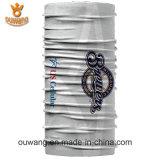 Bandana tubulaire de bon des prix de Digitals polyester fait sur commande d'impression