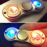 LED-helle Handunruhe Spinnerluminous Versions-Spinner-Spielwaren