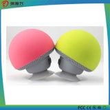버섯 모양 휴대용 Bluetooth 스피커