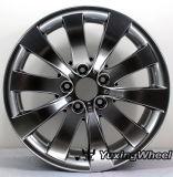 Coche de 18 pulgadas Jwl Auto piezas de repuesto 5X120 Réplica de 5 orificios de llantas de aluminio