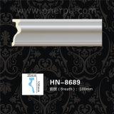 Hn8689を形成するPUの天井の装飾ポリウレタンコーニス