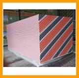 Usine de panneau de gypse de qualité avec le bon prix du plafond