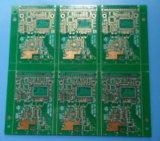 carte à circuit sans visibilité de carte de 1.6mm 4layer Vias pour des systèmes de sécurité de télévision en circuit fermé