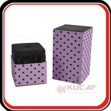 Custom Print бумага картон упаковка духов Подарочная упаковка