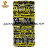 Paisley druckte Stretchy Microfibre Taschentuchzoll gedruckten Bandana