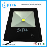 50W Projecteur à LED, éclairage extérieur du Projecteur IP65 10W-100W/d'éclairage de lumière à LED