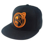 多彩な6パネル3Dの刺繍の急な回復の帽子