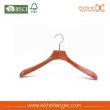 Лидирующая твердая деревянная вешалка для костюма/пальто (2QEF0070)