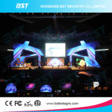 Разрешение экрана P3.91 P4.81 P6.25 SMD СИД высокое 4 слоя индикации СИД Rental PCB крытой