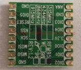 Rfm95 RF Loraのトランシーバのモジュール868/915MHzの無線電信のモジュール