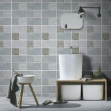 Glasig-glänzende keramische Wand-Innenfliese für Innendekoration imprägniern