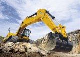 Машинное оборудование конструкции землечерпалка Crawler 30 тонн большая для сбывания