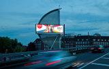 Publicidade ao ar livre LED de LED com sinal elétrico de P5 / P6 com alto brilho