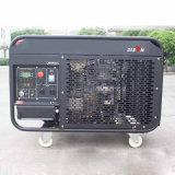 バイソン((h) 10kVA中国) BS12000dceのベテランの製造者の工場価格大きい力のディーゼル発電機セット