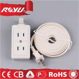 Qualität Multi Socket elektrische Leistung Universal 220V Extension Cord