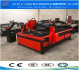 Découpage et perçage combinés par machine de plasma de commande numérique par ordinateur