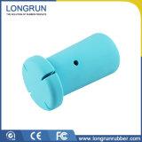 Kundenspezifisches geformtes Silikon-Dichtungs-Befestigungsteil-Paket-Gummi-Produkt